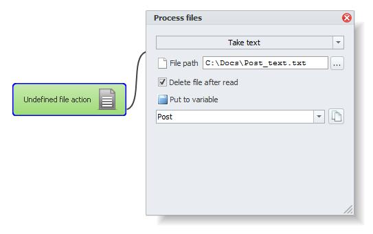 ZennoPoster France en:actions:files3 Travaillez avec des fichiers et répertoires (Files and directories)