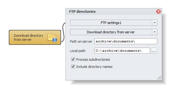 ZennoPoster France en:actions:ftp4 Travailler avec un FTP