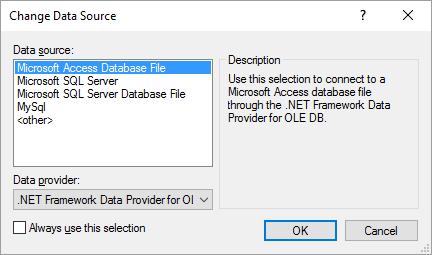 ZennoPoster France en:database3 Utilisation / Intégration d'une base de donnée dans un projet