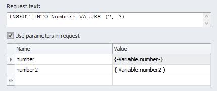 ZennoPoster France en:database5 Utilisation / Intégration d'une base de donnée dans un projet