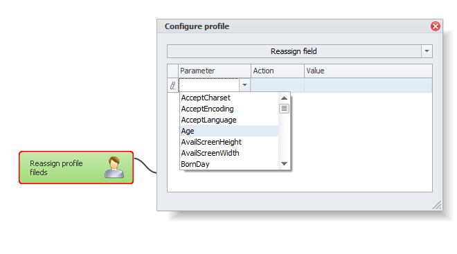 ZennoPoster France en:projectmaker:reassign Création et personnalisation d'un profil avec ZennoProject